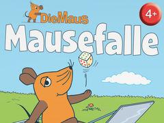 Die Maus: Mausefalle - Reisespiel