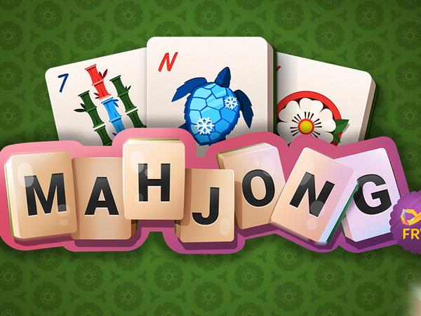 Bild zu Karten & Brett-Spiel Mahjong FRVR