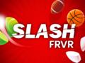 Geschick-Spiel Slash FRVR spielen