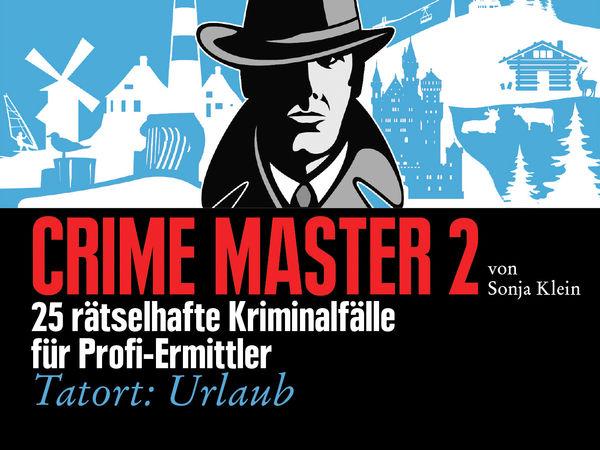 Bild zu Alle Brettspiele-Spiel Crime Master 2