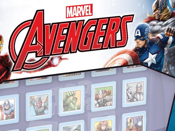 Bild zu Alle Brettspiele-Spiel Top Trumps Match: Marvel Avengers