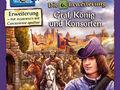 Carcassonne: 6. Erweiterung - Graf, König und Konsorten Bild 1