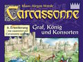 Carcassonne: 6. Erweiterung - Graf, König und Konsorten