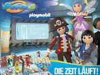 Vorschaubild zu Spiel Playmobil: Super 4 - Die Zeit läuft!