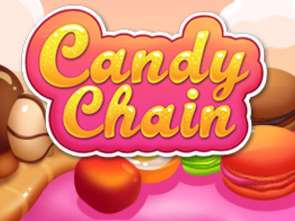 Bild zu Denken-Spiel Candy Chain