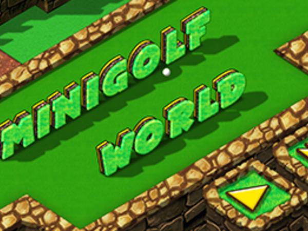 Bild zu Sport-Spiel Minigolf World