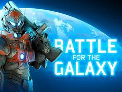 Battle For The Galaxy spielen