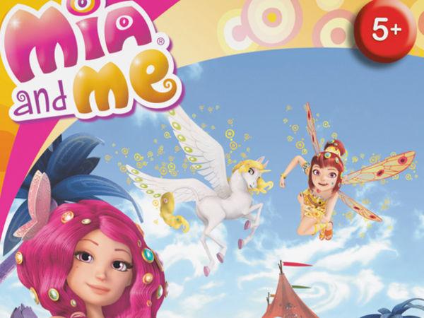Bild zu Alle Brettspiele-Spiel Mia and me: Gemeinsam für Centopia