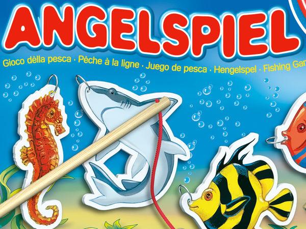 Bild zu Alle Brettspiele-Spiel Angelspiel
