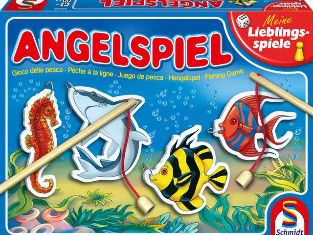Angelspiel Bild 1