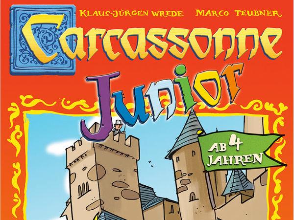 Bild zu Alle Brettspiele-Spiel Carcassonne Junior