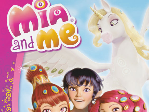 Bild zu Alle Brettspiele-Spiel Mia and me: Mia und Ihre Freunde