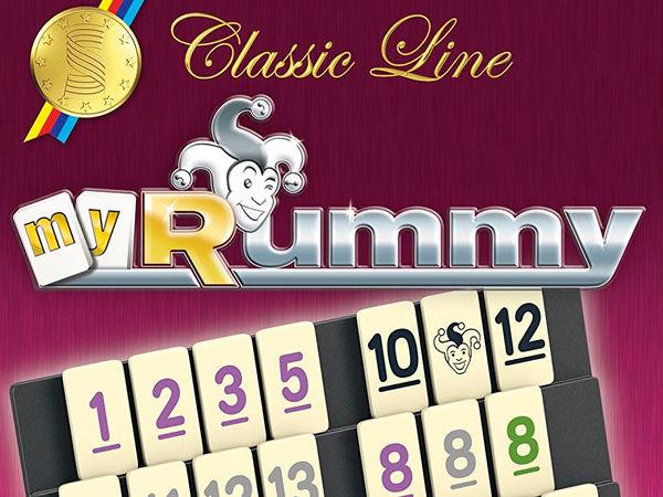 Bild zu Alle Brettspiele-Spiel MyRummy