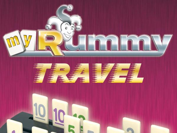 Bild zu Alle Brettspiele-Spiel MyRummy - Travel