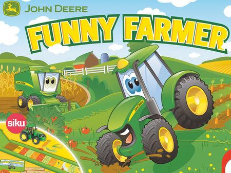 John Deere: Funny Farmer