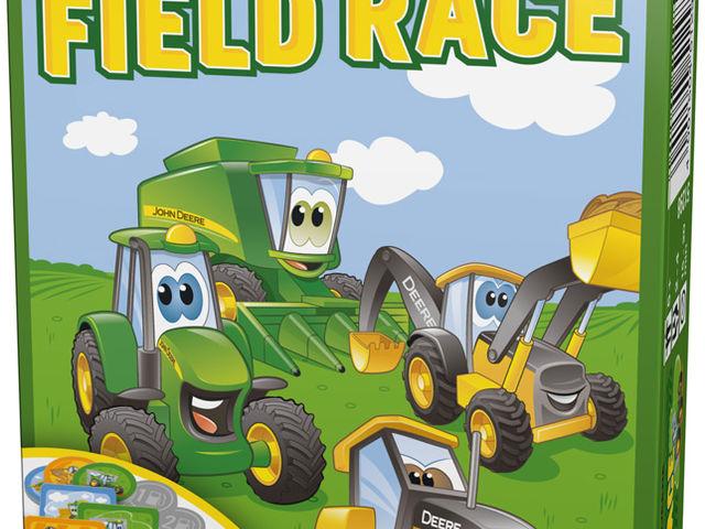 John Deere: Field Race Bild 1