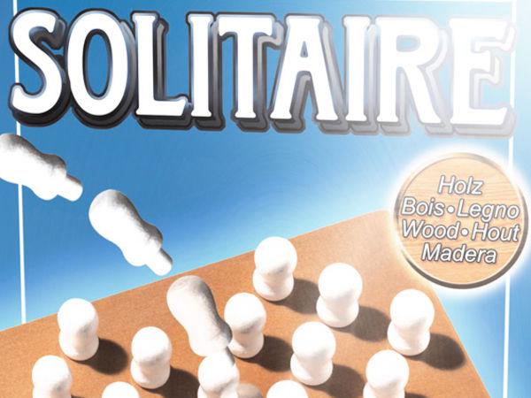 Bild zu Alle Brettspiele-Spiel Solitaire: Mitbringspiel