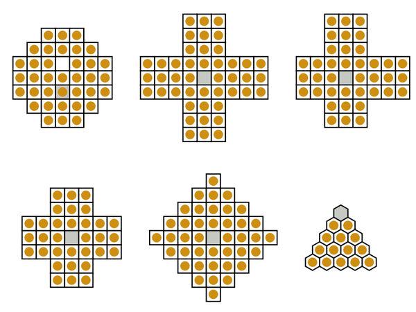Bild zu Alle Brettspiele-Spiel Solitaire