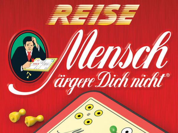Bild zu Alle Brettspiele-Spiel Reise - Mensch ärgere Dich nicht