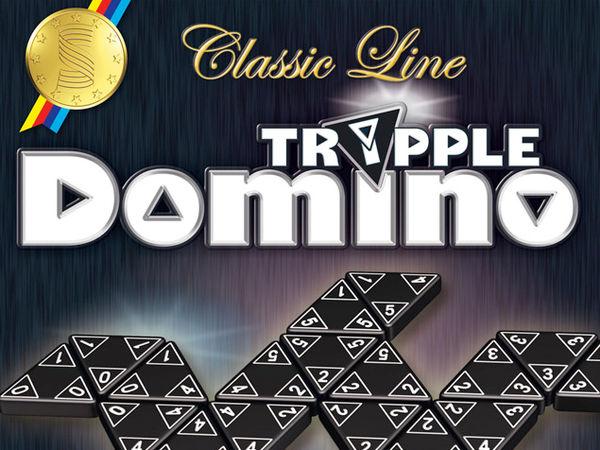 Bild zu Alle Brettspiele-Spiel Tripple Domino