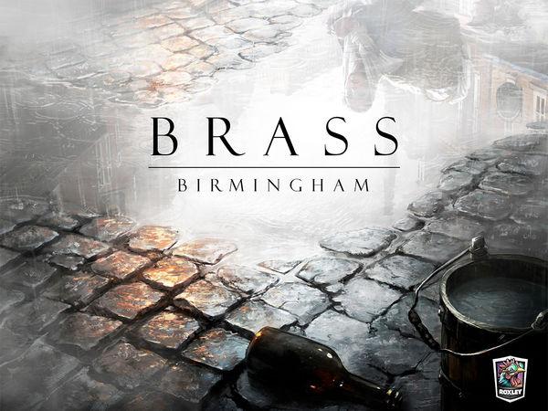 Bild zu Alle Brettspiele-Spiel Brass: Birmingham