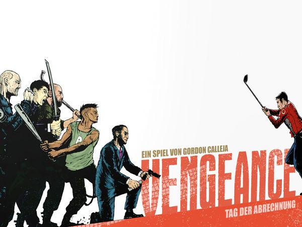 Bild zu Alle Brettspiele-Spiel Vengeance: Tag der Abrechnung