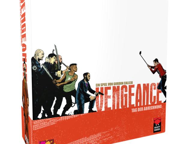 Vengeance: Tag der Abrechnung Bild 1