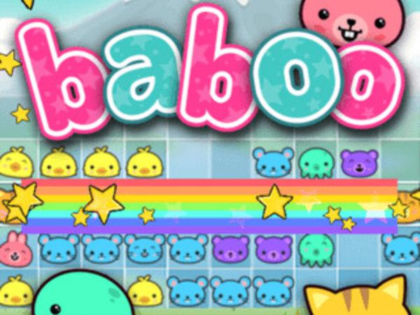 Bild zu Top-Spiel Baboo: Rainbow Puzzle