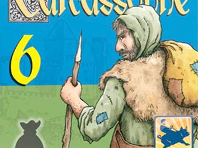 Carcassonne Mini 6: Die Räuber Bild 1