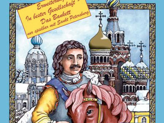 Sankt Petersburg: In bester Gesellschaft & Das Bankett Bild 1