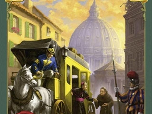 Thurn und Taxis: Alle Wege führen nach Rom Bild 1