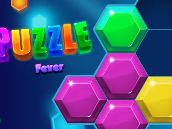 Bild zu Denken-Spiel Puzzle Fever