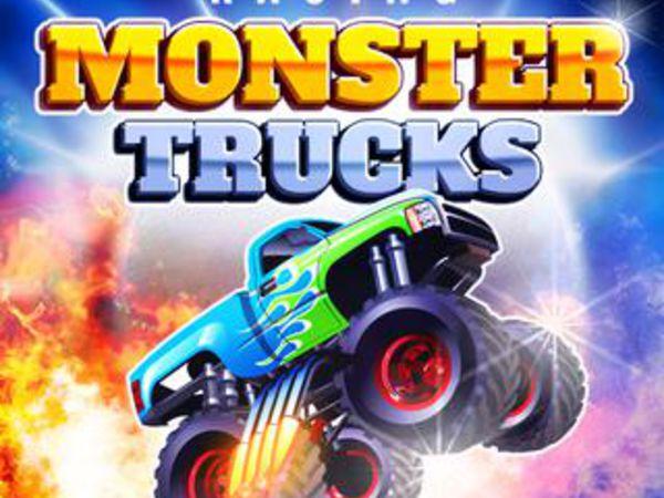 Bild zu Rennen-Spiel Racing Monster Trucks