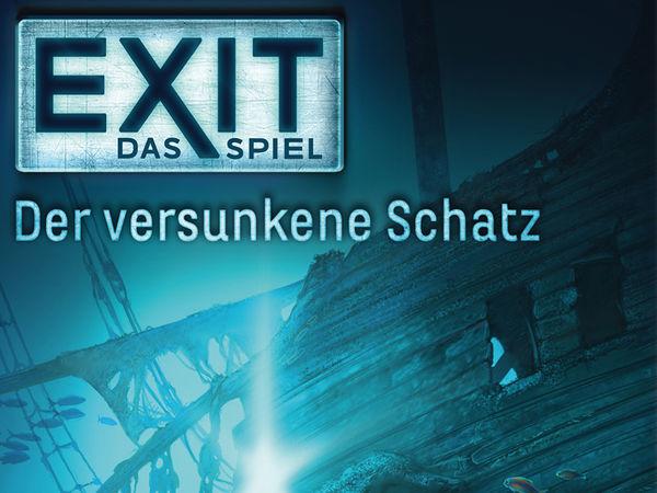 Bild zu Alle Brettspiele-Spiel Exit - Das Spiel: Der versunkene Schatz