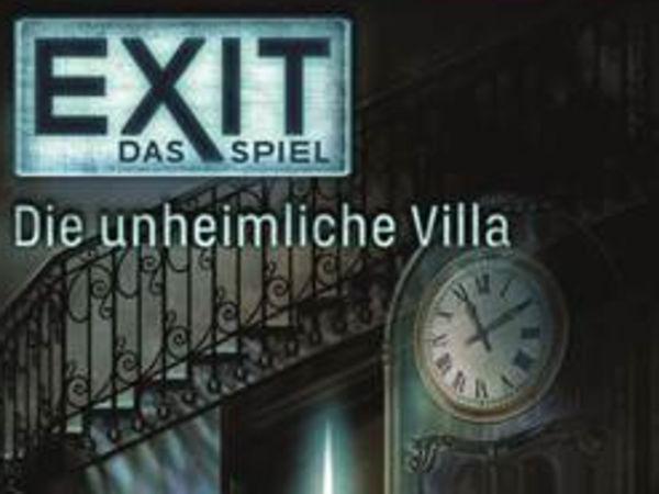 Bild zu Alle Brettspiele-Spiel Exit - Das Spiel: Die unheimliche Villa