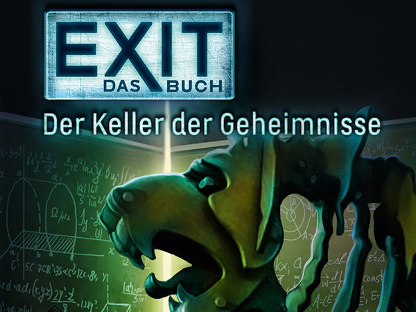 Bild zu Alle Brettspiele-Spiel Exit - Das Buch: Der Keller der Geheimnisse