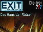 Vorschaubild zu Spiel Exit - Das Spiel: Das Haus der Rätsel