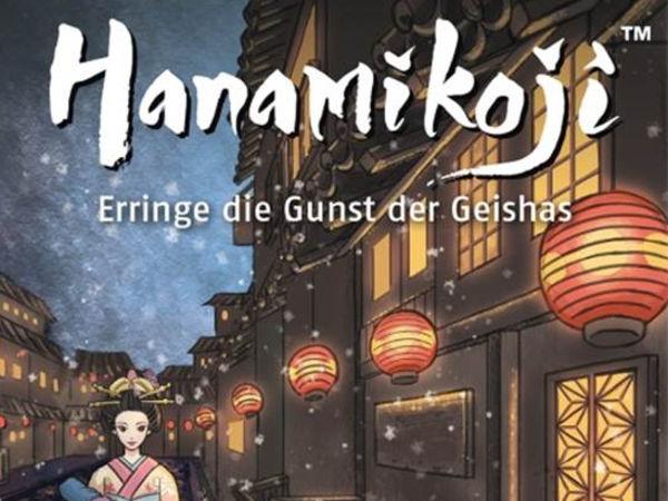 Bild zu Alle Brettspiele-Spiel Hanamikoji