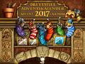 Vorschaubild zu Spiel Brettspiel-Adventskalender 2017