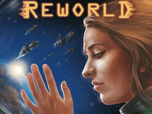Bild zu Alle Brettspiele-Spiel Reworld