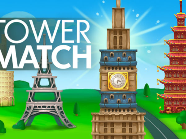 Bild zu Klassiker-Spiel Tower Match