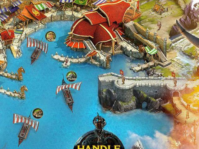 Vikings - War of Clans Screenshot 1