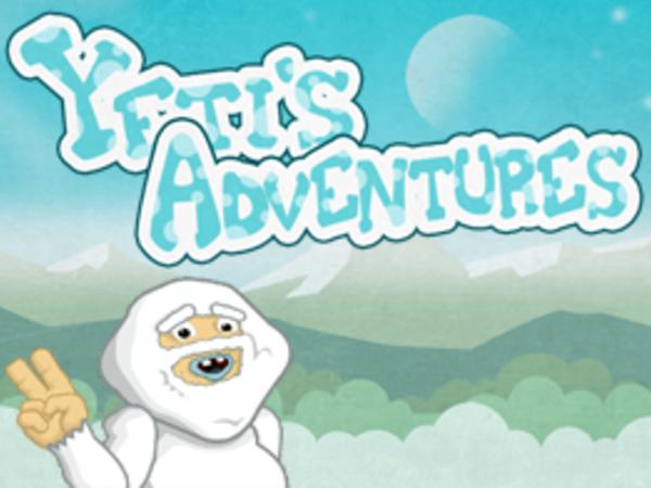 Bild zu HTML5-Spiel Yeti's Adventure