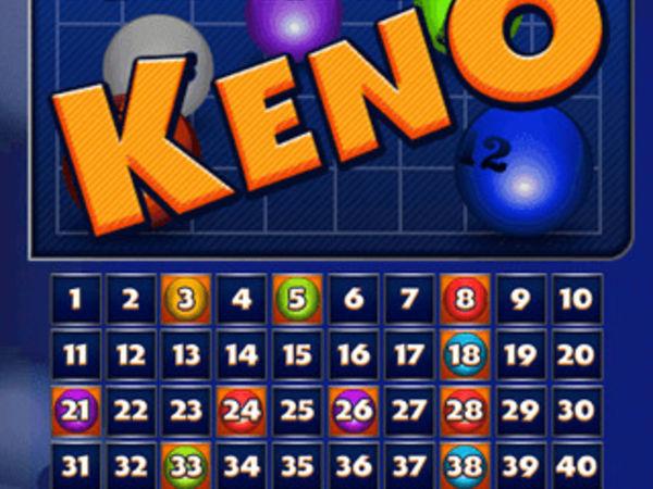 Bild zu Casino-Spiel Ultimate Keno