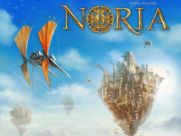 Bild zu Alle Brettspiele-Spiel Noria