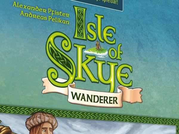 Bild zu Alle Brettspiele-Spiel Isle of Skye: Wanderer