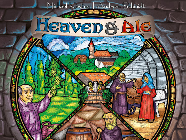 Bild zu Alle Brettspiele-Spiel Heaven & Ale