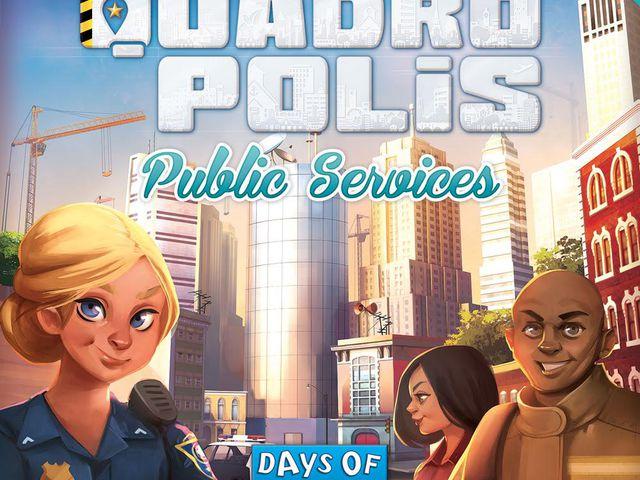 Quadropolis: Public Services Bild 1