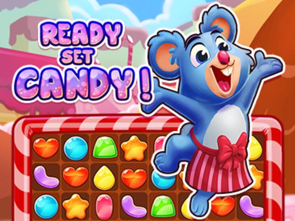 Bild zu Denken-Spiel Ready Set Candy!