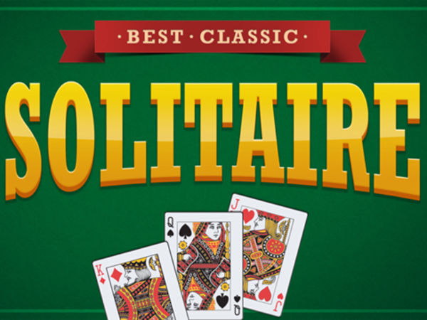 Bild zu Denken-Spiel Best Classic Solitaire